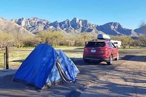 8 Top-Rated Campgrounds near Tucson