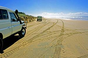 Exploring the Top Attractions of Fraser Island