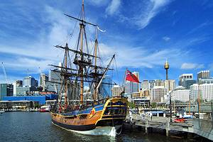 8 Top-Rated Tourist Attractions in Sydney's Darling Harbour