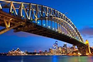 Top ten attractions in sydney