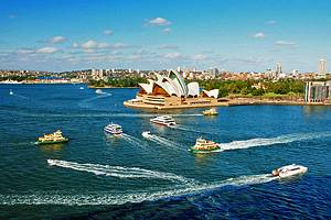 Sydney Opera House: A Visitor's Guide