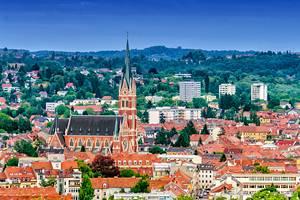10 Top Tourist Attractions in Graz & Easy Day Trips
