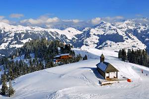 Tourist attractions in Kitzbuhel, Austria