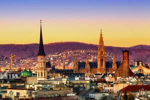 Tourist attractions in Vienna, Austria
