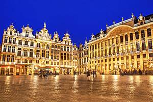 Where to Stay in Brussels: Best Areas & Hotels