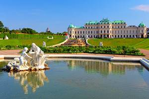 Exploring Vienna's Belvedere Palaces: A Visitor's Guide