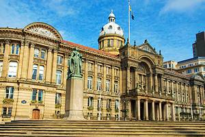Top Tourist Attractions in Birmingham & Coventry