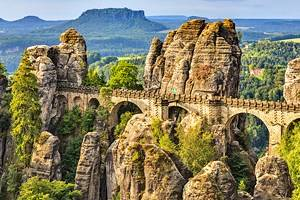 Bohemian Switzerland National Park: Attractions & Hiking Guide
