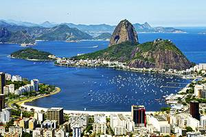 12 Top-Rated Tourist Attractions in Brazil