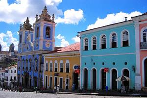 Tourist attractions in Salvador, Brazil