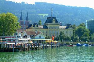 10 Top Tourist Attractions in Bregenz & Easy Day Trips