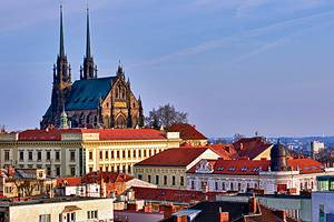 Tourist attractions in Brno, Czech Republic