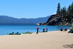 9 Best Campgrounds at South Lake Tahoe