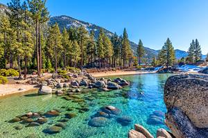 11 Best Beaches on Lake Tahoe