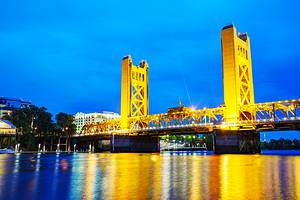 Tourist attractions in Sacramento, California