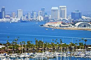Tourist attractions in San Diego, California