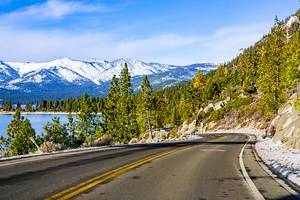 From San Francisco to Lake Tahoe: 4 Best Ways to Get There