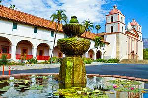 14 Top-Rated Tourist Attractions in Santa Barbara