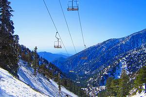 11 Top-Rated Ski Resorts in California