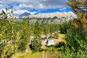 9 Best Campgrounds in Kananaskis Country, Alberta