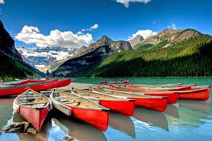 Exploring the Top Attractions of Banff National Park