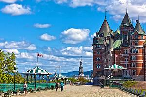 15 Top-Rated Tourist Attractions in Québec City