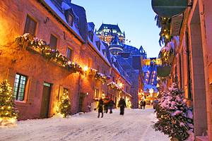 8 Top-Rated Tourist Attractions in Lower Town, Québec City