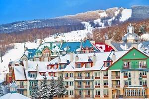 9 Top-Rated Ski Resorts in Quebec, 2020