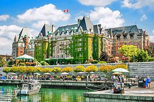 12 Top-Rated Tourist Attractions in Victoria, British Columbia