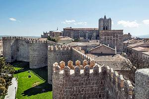 10 Top-Rated Tourist Attractions in Avila
