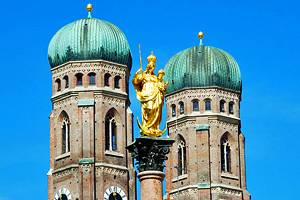 Exploring Munich's Frauenkirche (The Cathedral of Our Lady)