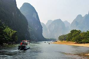 Guilin to Yangshuo & a Li River Cruise: Attractions, Tips & Tours
