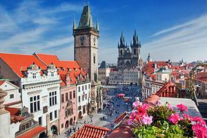 TopRated Tourist Attractions In Prague PlanetWare - A walking tour of prague 15 historical landmarks