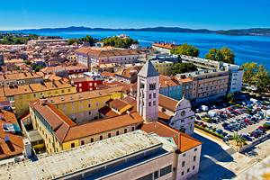 12 Top Tourist Attractions in Zadar & Easy Day Trips
