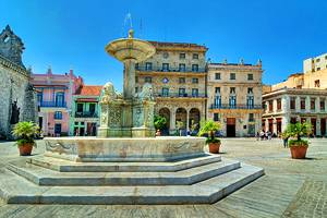 10 Top-Rated Tourist Attractions in Old Havana (Habana Vieja)