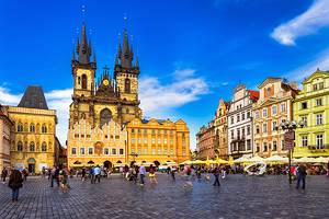 Where to Stay in Prague: Best Areas & Hotels