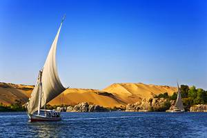 12 Top Tourist Attractions in Aswan & Easy Day Trips