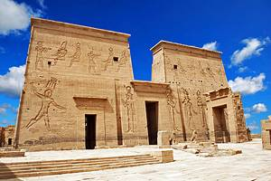 Exploring the Philae Temple Complex: A Visitor's Guide