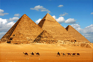 Pyramids of Giza: Attractions, Tips & Tours