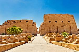 Exploring The Temples of Karnak: A Visitor's Guide