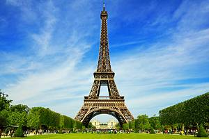 The Eiffel Tower: A Visitor's Guide
