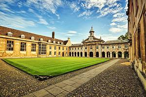 Tourist attractions in Cambridge, England