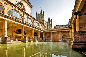 12 Top-Rated Tourist Attractions in Bath