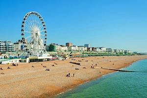 12 Top-Rated Tourist Attractions in Brighton