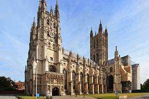 Murder and Majesty: Top 10 Highlights of Canterbury Cathedral