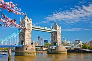 Best Time to Visit London, England