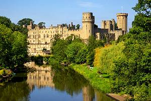 Top Tourist Attractions in Warwick, England & Easy Day Trips