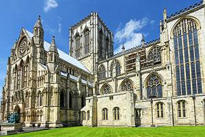 Tourist attractions in York, England