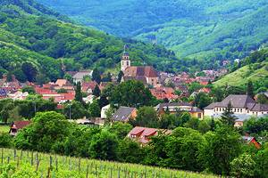 17 Top-Rated Alsace Villages and Medieval Towns