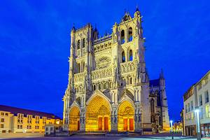 10 Top Tourist Attractions in Amiens & Easy Day Trips